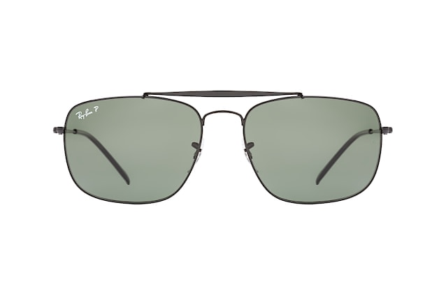 Ray-Ban The Colonel RB 3560 002/58 Perspektivenansicht