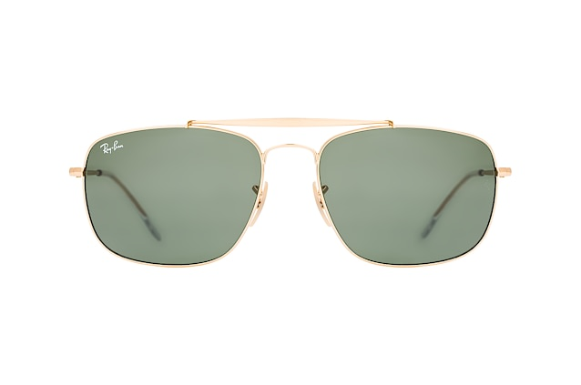 Ray-Ban The Colonel RB 3560 001 Perspektivenansicht
