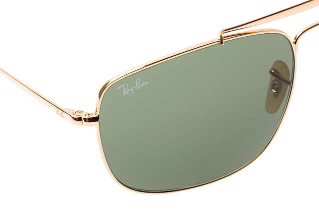 Ray-Ban The Colonel RB 3560 001 vista en perspectiva