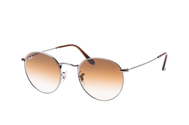 59b26632cdd ... Ray-Ban Round Metal RB 3447N 004 51 S. null perspective view ...