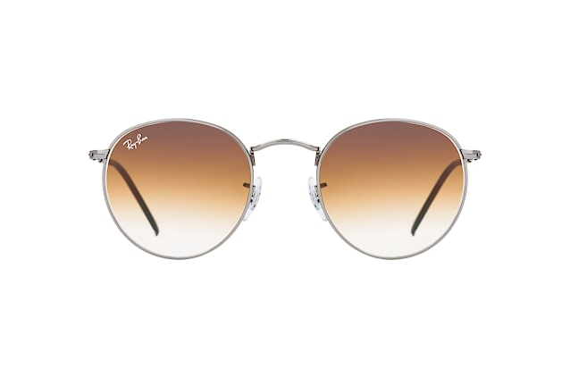 Ray-Ban Round Metal RB 3447N 004/51 S perspective view