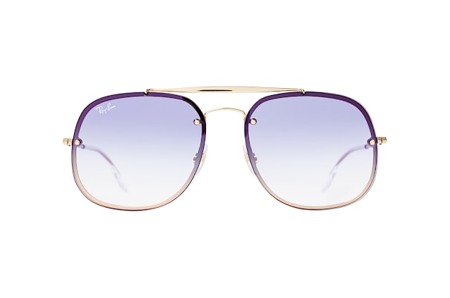 Ray-Ban RB 3583N 001/X0 vista en perspectiva