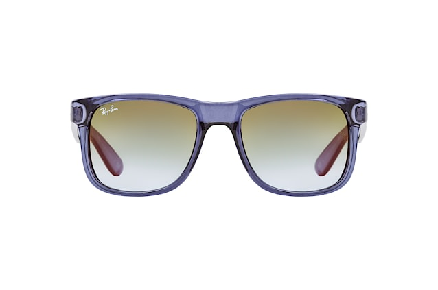 Ray-Ban Justin RB 4165 6341/T0 small perspective view