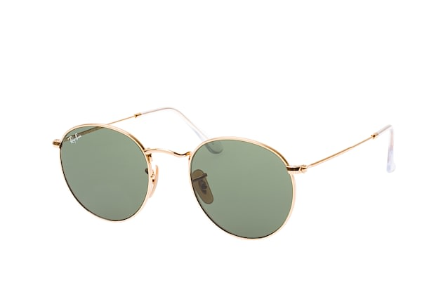 Ray-Ban Round Metal RB 3447N 001 S