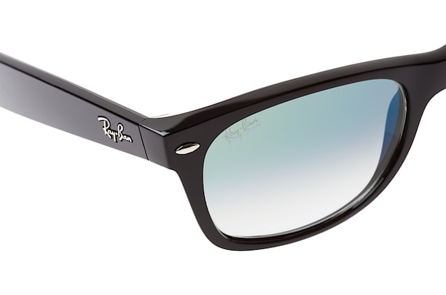 Ray-Ban New Wayfarer RB 2132 901/3A perspective view