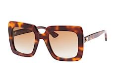 Gucci GG 0328S 002, Cat Eye Sonnenbrille, Damen - Preisvergleich