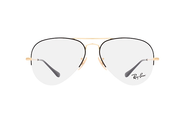 Ray-Ban RX 6589 2946 small Perspektivenansicht