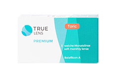 TrueLens TrueLens Premium Monthly Toric Test Lenses small