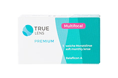 TrueLens TrueLens Premium Monthly Multifocal Test Lenses liten