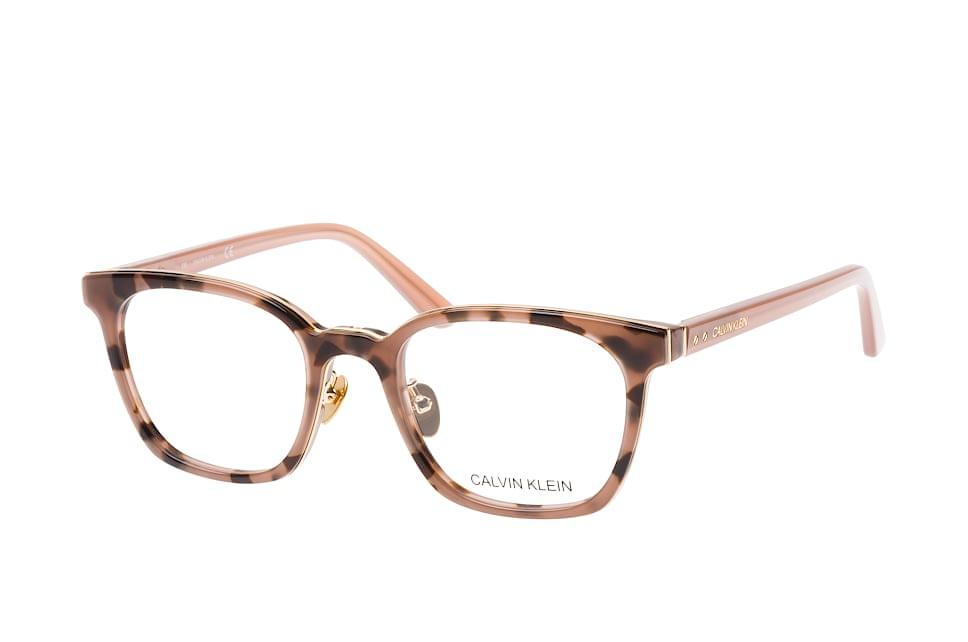 Calvin Klein Damen Brille » CK18512«, braun, 242 - havana