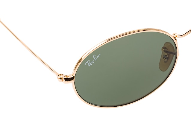 Ray-Ban Oval RB 3547N 001 large perspektivvisning