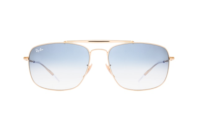 Ray-Ban The Colonel RB 3560 001/3F Perspektivenansicht