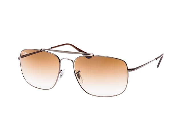 ae9b1744c13469 Ray-Ban The Colonel RB 3560 004 51 vue en perpective ...