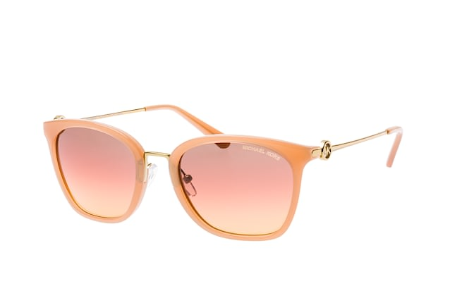 MICHAEL KORS Michael Kors Damen Sonnenbrille »LUGANO MK2064«, orange, 3353H4 - orange