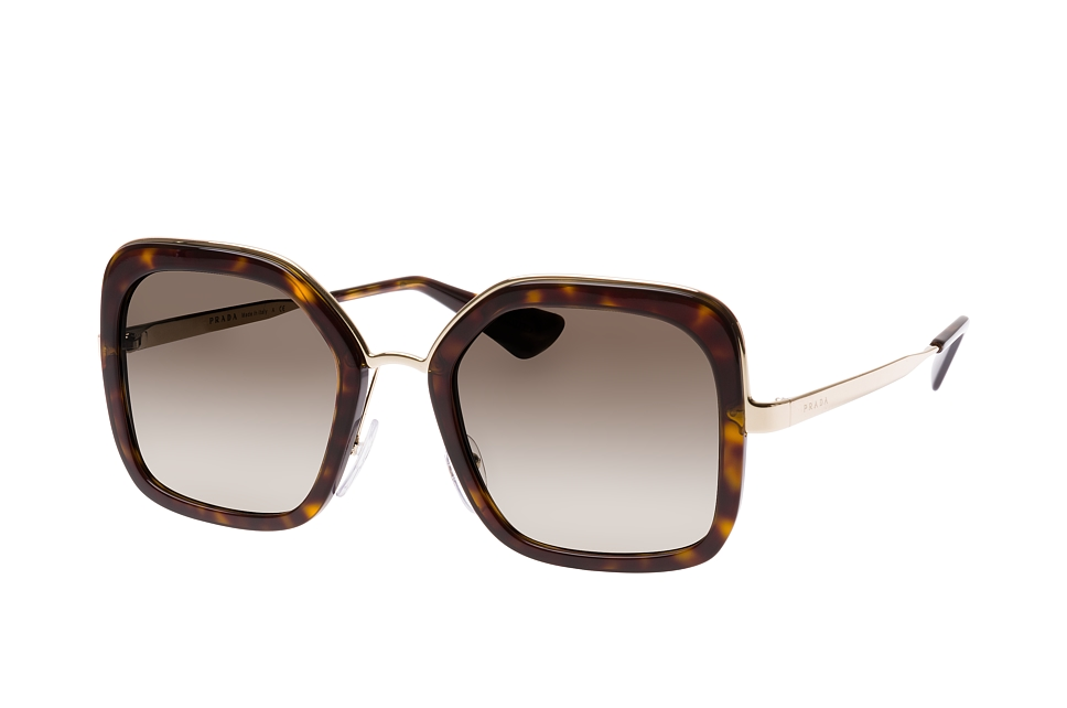 prada -  PR 57US 2AU-3D0, Cat Eye Sonnenbrille, Damen