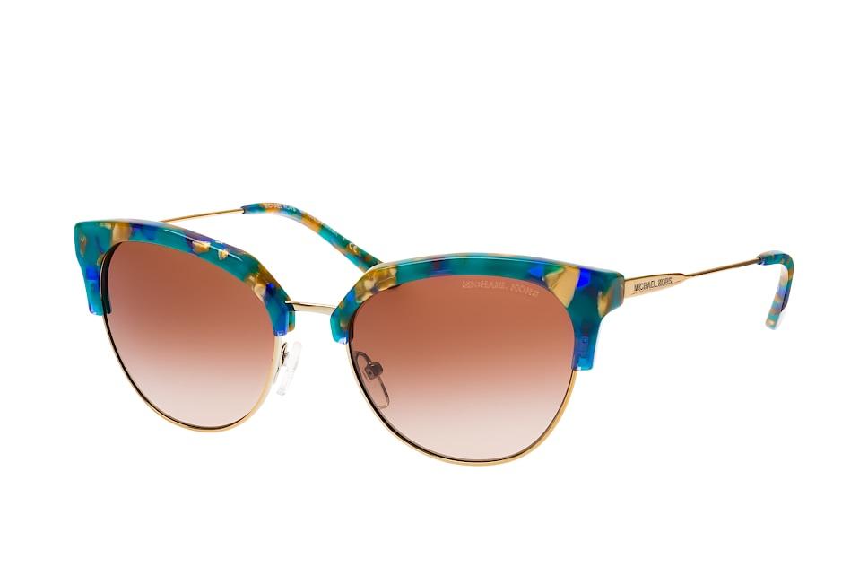 Savannah MK 1033 334413, Browline Sonnenbrillen, Blau