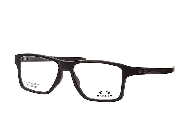 Oakley Chamfer Squared OX 8143 01 perspektivvisning