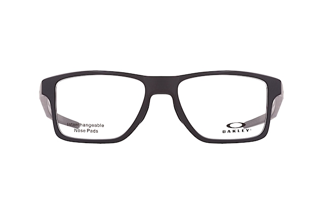 Oakley Chamfer Squared OX 8143 01 perspective view