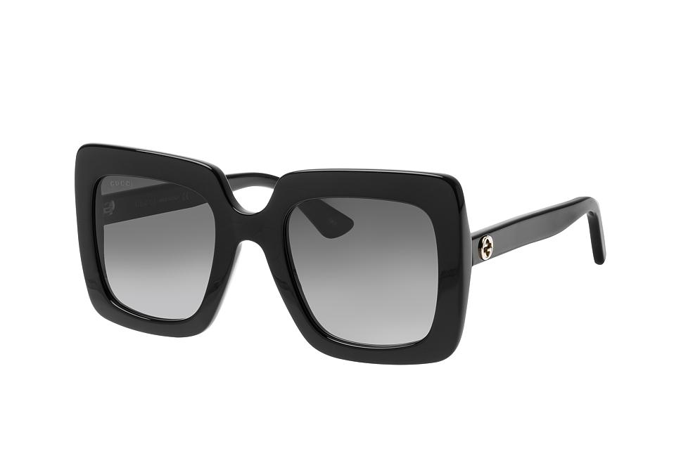 gucci -  GG 0328S 001, Cat Eye Sonnenbrille, Damen