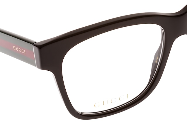 Gucci GG 0342O 004 perspective view