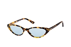 VOGUE Eyewear VO 5237S W7458E Havana / Blue perspective view thumbnail