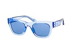 adidas-originals-aog-003-022-000-square-sonnenbrillen-blau, 71.35 EUR @ mister-spex-de