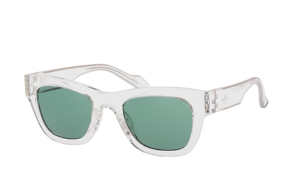 AOG 003 012.000, Square Sonnenbrillen, Transparent