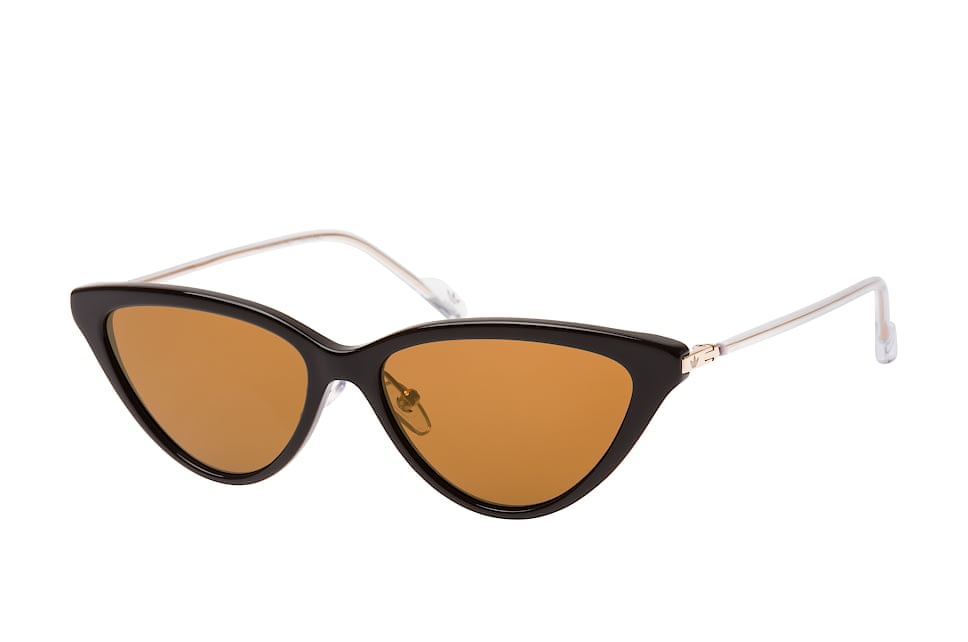 AOK 006 009.120, Butterfly Sonnenbrillen, Schwarz