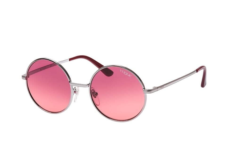 vogue eyewear -  VO 4085S 548/20, Round Sonnenbrillen, Silber