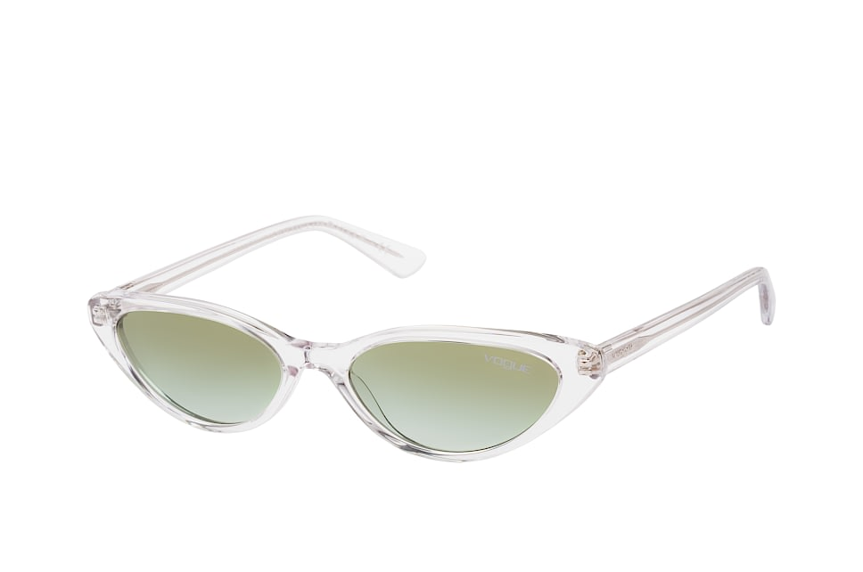 vogue eyewear -  VO 5237S W7458E, Butterfly Sonnenbrillen, Transparent