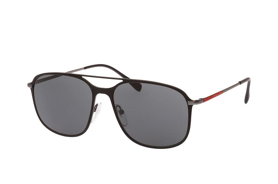 Linea Rossa PS 53Ts Dg0-5So, Aviator Sonnenbrillen, Schwarz