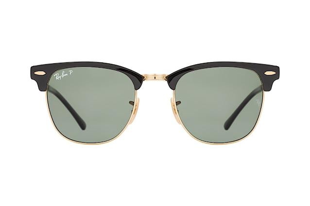 RAY BAN RAY-BAN Sonnenbrille » RB3716«, goldfarben, 187 - gold/grün