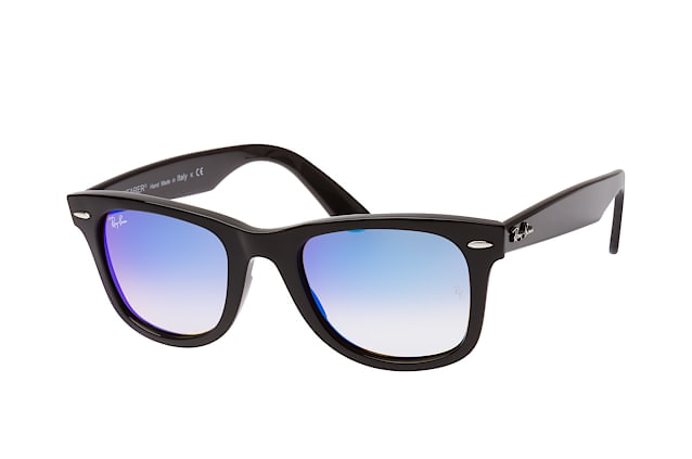 44852e8100b7d ... Ray-Ban Wayfarer RB 4340 601 4O. null perspective view ...