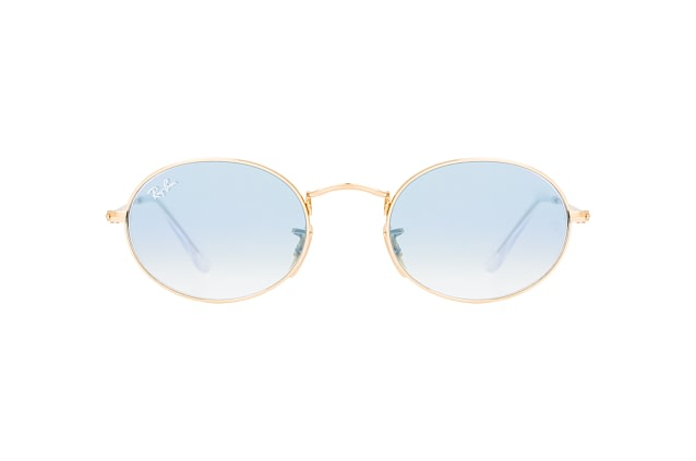 02b336d7777e22 ... Ray-Ban Oval RB 3547N 001 3F perspective ...