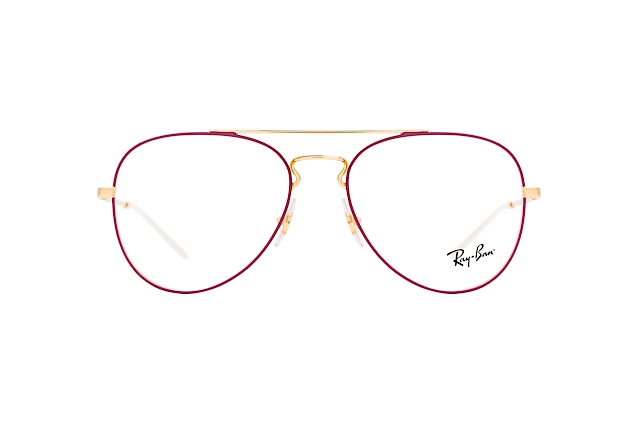 Ray-Ban RX 6413 2982 small Perspektivenansicht