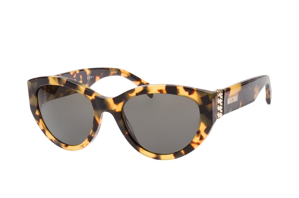 moschino -  MOS 012/S SCL.IR, Cat Eye Sonnenbrille, Damen, in Sehstärke erhältlich