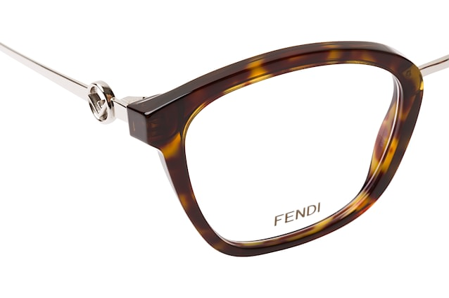 Fendi FF 0307 086 perspective view