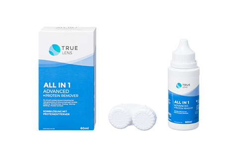 TrueLens All in 1 Advanced Travel 60ml framifrån