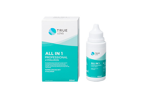 TrueLens All in 1 Professional Travel 60ml framifrån