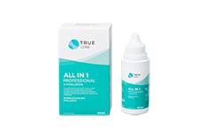 TrueLens All in 1 Professional Travel 60ml pieni