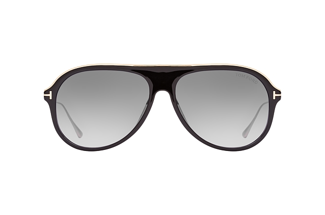 Tom Ford Nicholai-02 FT 0624/S 01C perspektivvisning