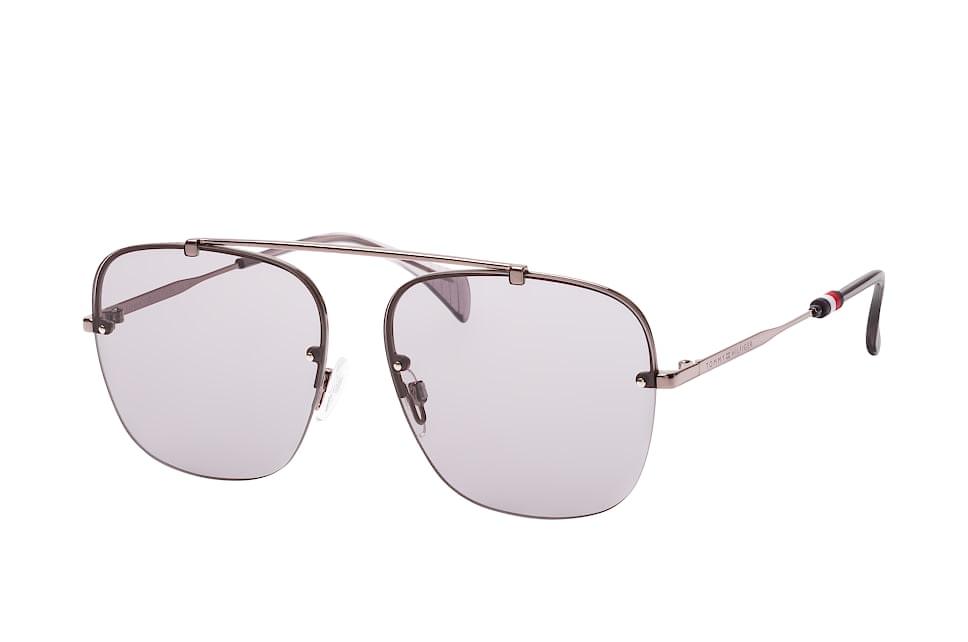 TH 1574/s Kj1Ir, Aviator Sonnenbrillen, Silber