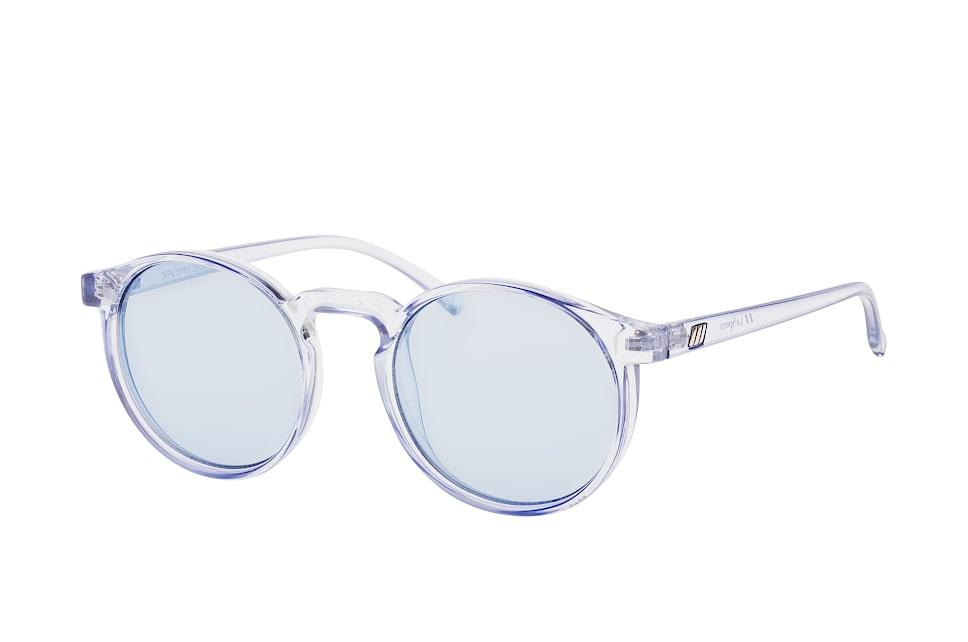 le specs -  Teen Spirit Lsp1802406, Round Sonnenbrillen, Blau