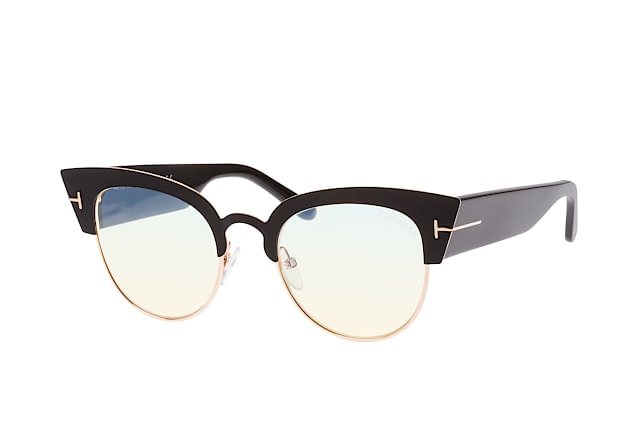 Tom Ford Alexandra-02 FT 0607/S 005 vue en perpective