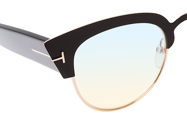 Tom Ford Alexandra-02 FT 0607/S 005 vista en perspectiva