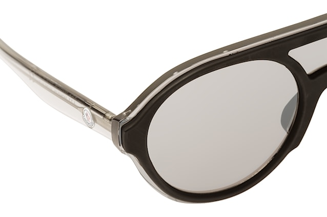 MONCLER ML 0052/S 01C vista en perspectiva