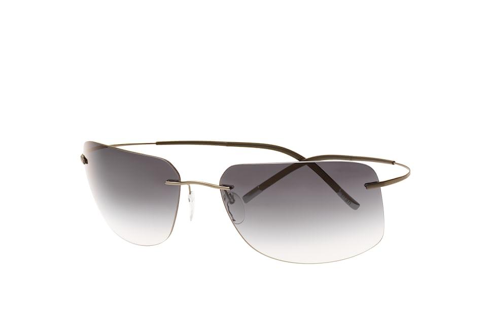 silhouette -  8698 75 6560, Quadratische Sonnenbrille, Herren