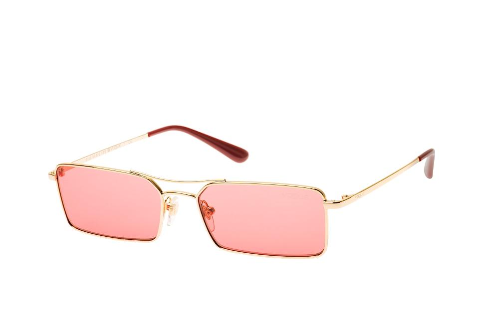 vogue eyewear -  VO 4106S 848/F5, Rechteckige Sonnenbrille, Damen, in Sehstärke erhältlich