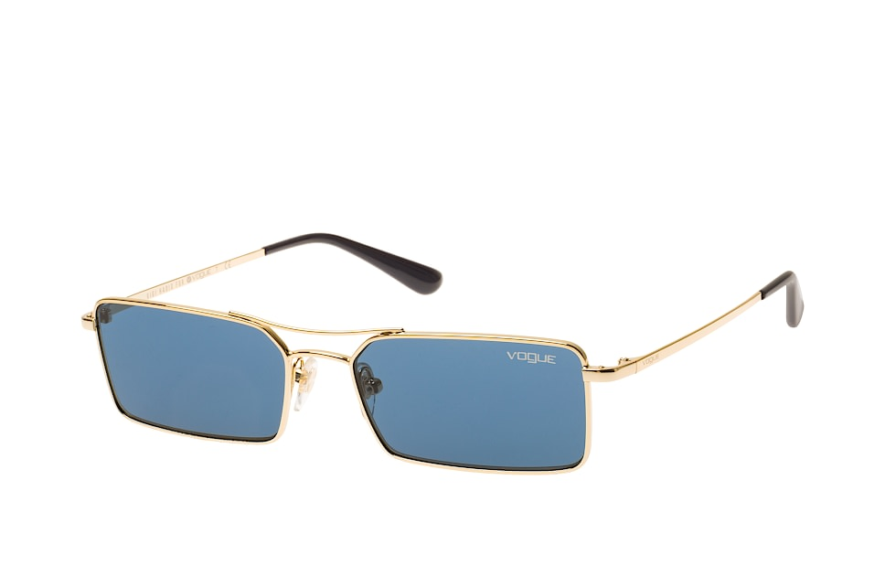 vogue eyewear -  VO 4106S 848/80, Rectangle Sonnenbrillen, Goldfarben