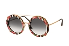Dolce&Gabbana DG 2198 1298/8G Gold / Pink / Gradient grey perspective view thumbnail